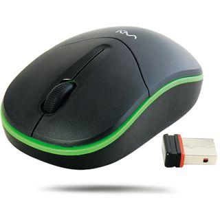 WinTech MR-2025 USB schwarz/gruen (kabellos)