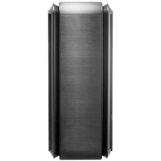 anidees AI6 gedaemmt Midi Tower ohne Netzteil schwarz
