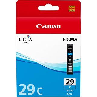 Canon Tinte PGI-29C 4873B001 cyan