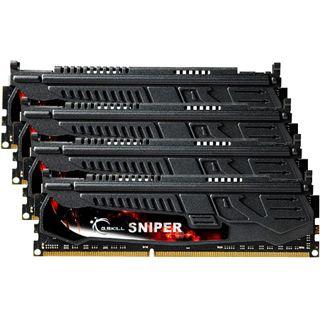 16GB G.Skill SNIPER DDR3-1600 DIMM CL9 Quad Kit