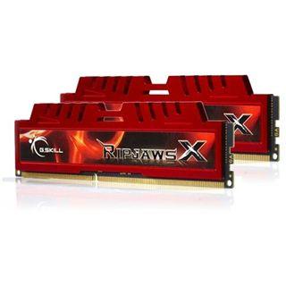 16GB G.Skill RipJawsX DDR3-1866 DIMM CL10 Dual Kit