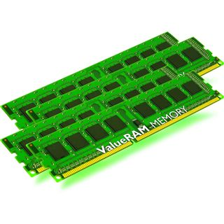 8GB Kingston ValueRAM DDR3-1333 DIMM CL9 Quad Kit