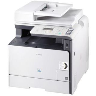 Canon i-SENSYS MF8360Cdn Farblaser Drucken/Scannen/Kopieren/Faxen LAN/USB 2.0