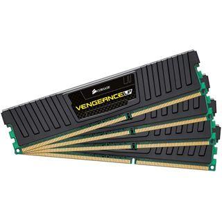 16GB Corsair Vengeance LP Black DDR3-1600 DIMM CL7 Quad Kit