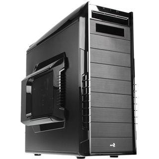 AeroCool Vx-9 Pro Advance Midi Tower ohne Netzteil schwarz