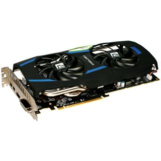 3GB PowerColor Radeon HD 7950 PCS+ Aktiv PCIe 3.0 x16 (Retail)