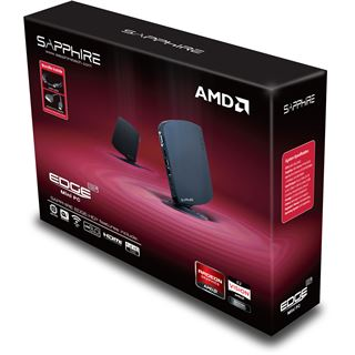 Sapphire Edge HD3 4H000-04-40G Mini PC
