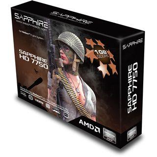 1GB Sapphire Radeon HD 7750 Aktiv PCIe 3.0 x16 (Lite Retail)