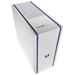 BitFenix Shinobi USB 3.0 Midi Tower ohne Netzteil weiss/blau