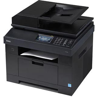 Dell 2355DN S/W Laser Drucken/Scannen/Kopieren LAN/USB 2.0