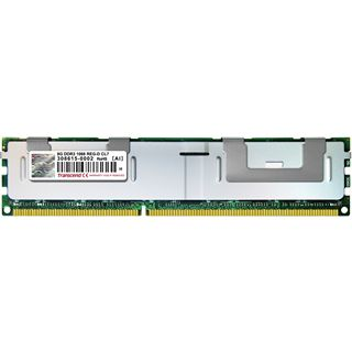 8GB Transcend DDR3-1066 regECC DIMM CL7 Single