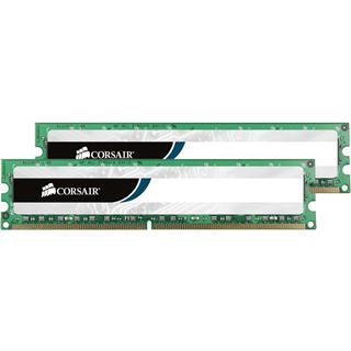 16GB Corsair ValueSelect DDR3-1333 DIMM CL9 Dual Kit
