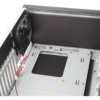 Lancool PC-K65 gedaemmt Midi Tower ohne Netzteil schwarz