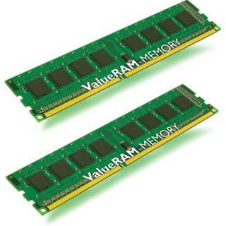 4GB Kingston ValueRAM DDR3-1333 DIMM CL9 Dual Kit