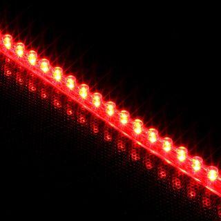 LAMPTRON FlexLight 60cm rot LED Kit für Gehäuse (LAMP-LEDFL6002)