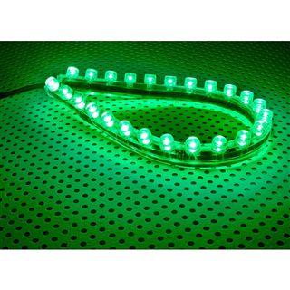 LAMPTRON FlexLight 24cm grün LED Kit für Gehäuse (LAMP-LEDFL2403)