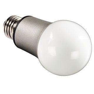 Xavax LED-Lampe, 6,5W, Glühlampenform, E27, Warmweiß, dimmbar