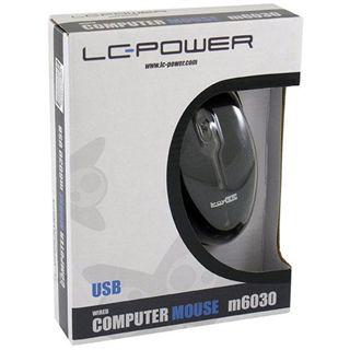 LC-Power 6030 USB schwarz (kabelgebunden)