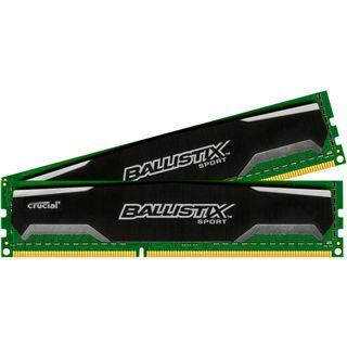 8GB Crucial Ballistix Sport DDR3-1333 DIMM CL9 Dual Kit