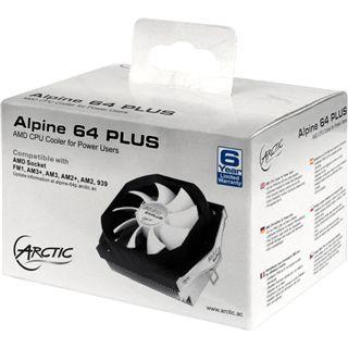 Arctic Alpine 64 Plus Topblow Kühler