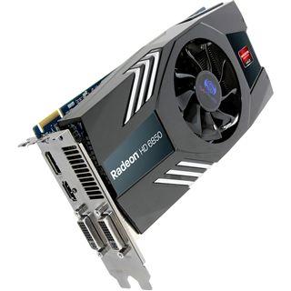 1GB Sapphire Radeon HD 6850 Aktiv PCIe 2.1 x16 (Bulk)