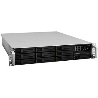 Synology RackStation RS2212+ ohne Festplatten