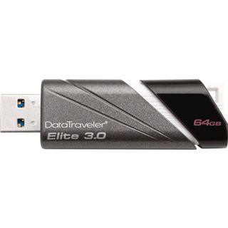 64 GB Kingston Datatraveler Elite schwarz USB 3.0