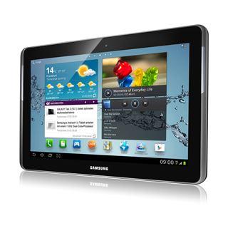 """10.1"""" (25,65cm) Samsung Galaxy Tab 2 10.1 3G/WiFi/Bluetooth V3.0 16GB silber"""