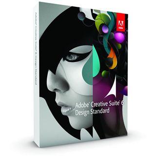Adobe CS6 Design Std V6 Mac Upgrade (DE)