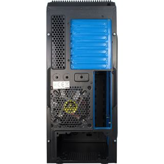Inter-Tech A6 Superior-RTX USB3.0 mit Sichtfenster Midi Tower ohne Netzteil schwarz