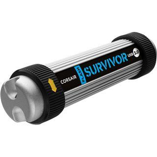 64 GB Corsair Flash Survivor schwarz/blau USB 3.0