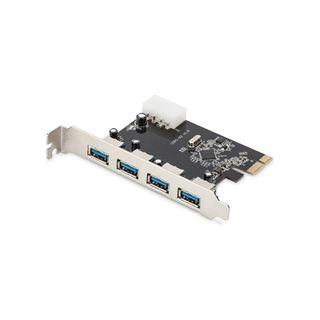 Digitus DS-30221 4 Port PCIe x1 Hot Plugging retail