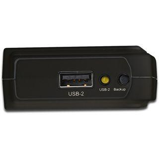 Digitus Gigabit NAS Server Netzwerkadapter für USB Speichermedien (DN-70230)