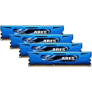 16GB G.Skill Ares DDR3-1600 DIMM CL8 Quad Kit