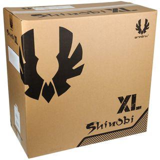 BitFenix Shinobi XL mit Sichtfenster Big Tower ohne Netzteil schwarz