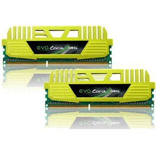 16GB GeIL EVO Corsa Dual Channel DDR3-1866 DIMM CL9 Dual Kit