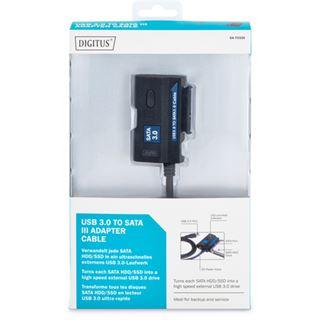 """Digitus USB 3.0 auf SATA III Adapter für 2.5"""" und 3.5"""""""
