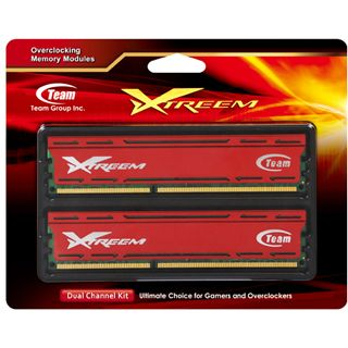 16GB TeamGroup Xtreem DDR3-1600 DIMM CL9 Dual Kit