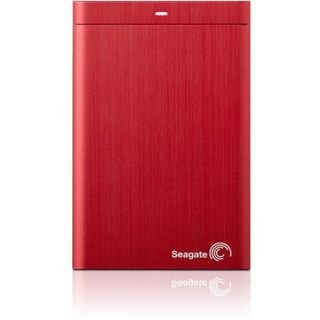 "500GB Seagate Backup Plus Portable STBU500203 2.5"" (6.4cm) USB 3.0 rot"