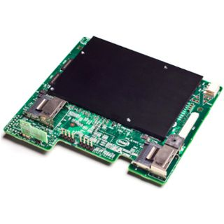 Intel Integrated Server RAID Module AXXRMS2MH080 2 Port Multi-lane PCIe 2.0 x8