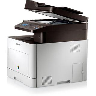Samsung CLX-6260FD Farblaser Drucken/Scannen/Kopieren/Faxen LAN/USB 2.0