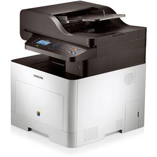 Samsung CLX-6260FR Farblaser Drucken/Scannen/Kopieren/Faxen LAN/USB 2.0