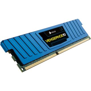 8GB Corsair Vengeance LP blau DDR3-1866 DIMM CL9 Dual Kit