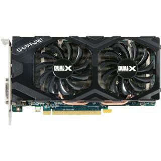 2GB Sapphire Radeon HD 7850 OC Aktiv PCIe 3.0 x16 (Lite Retail)