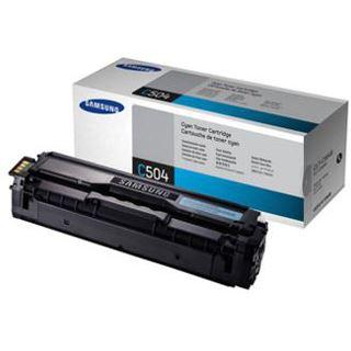 Samsung Toner CLT-C504S/ELS cyan