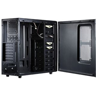 Gigabyte GZ-G2 Midi Tower ohne Netzteil schwarz