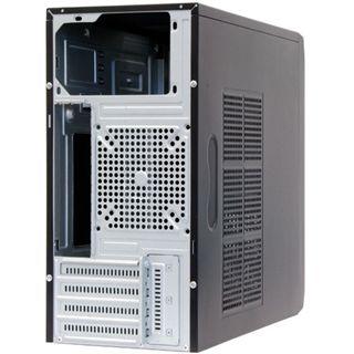 Chieftec Mesh CT-01B Mini Tower ohne Netzteil schwarz