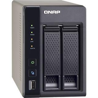 QNAP Turbo Station TS-269L ohne Festplatten