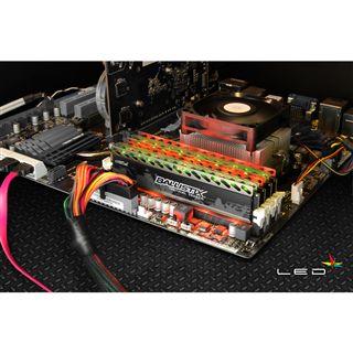 16GB Crucial Ballistix Smart Tracer LED rot/gruen DDR3-1600 DIMM CL8 Dual Kit