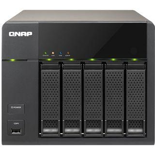 QNAP Turbo Station TS-569L ohne Festplatten